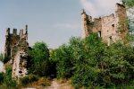 Le château de Miglos (Ariège)
