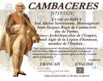 Cambacérès (1753-1824)