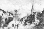 La Route Napoléon à Corps (Isère)