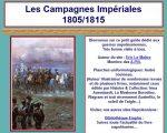 Campagnes Impériales