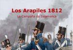 Batalla de Los Arapiles. Salamanca 1812