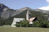 Histoire et patrimoine de Villeneuve d'Entraunes (Alpes-Maritimes)