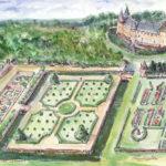 Histoire du Château d'Ainay le Vieil (Cher)