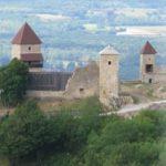Le château de Chevreaux (Jura)