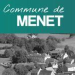 Histoire et patrimoine de Menet (Cantal)