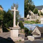 L'ancienne église de Saint-Pierre le Vieux (Lozère)