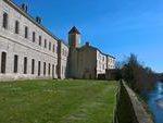 L'abbaye de Sorde (Lande)