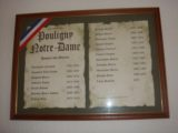 Histoire et patrimoine de Pouligny Notre-Dame (Indre)