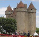 Le château de Sarzay (Indre)
