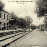 Histoire et patrimoine de Saint-Laurs (Deux-Sèvres)