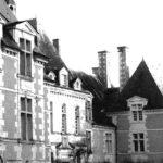 Le château de Marcilly sur Maulne (Indre-et-Loire)