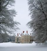 Le château de Thugny (Ardennes)