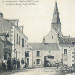 Histoire et patrimoine de Saint Christophe en Bazelle (Indre)