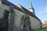 L'Eglise de Saint-Pierre le Bost (Creuse)