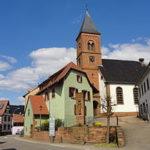 Histoire de Dossenheim sur Zinsel (Bas-Rhin)