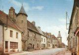 Histoire et patrimoine de Bellegarde en Marche (Creuse)