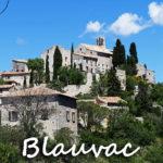Histoire et patrimoine de Blauvac (Vaucluse)