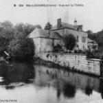 Histoire et patrimoine de Sainte-Lizaigne (Indre)