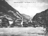 Histoire et patrimoine d'Aigueblanche (Savoie)