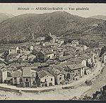 Histoire d'Avène (Hérault)