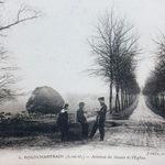 Histoire et patrimoine de Jouars-Pontchartrain (Yvelines)