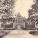 Histoire et patrimoine de La Boissière-Ecole (Yvelines)