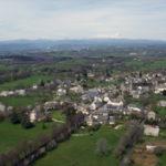 Histoire et patrimoine de Lacroix-Barrez (Aveyron)