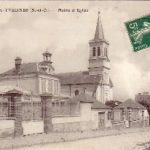 Histoire et patrimoine de La Queue-Lez-Yvelines (Yvelines)