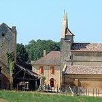Histoire de Sainte Croix de Beaumont (Dordogne)