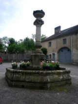 Histoire et patrimoine de Sainte Marie en Chanois (Haute-Saône)