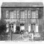 Histoire et patrimoine de Saint Martin le Gréard (Manche)