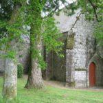 La chapelle Saint Laurent en Silfiac (Morbihan)