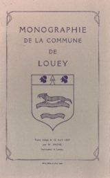 Histoire et patrimoine de Louey (Hautes-Pyrénées)