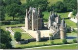 Le château du Moulin à Lassay sur Croisne (Loir-et-Cher)