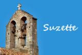 Histoire et patrimoine de Suzette (Vaucluse)