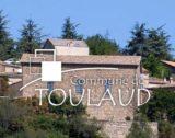 Histoire et patrimoine de Toulaud (Ardèche)