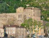 Le château-Musée de Tournon sur Rhône (Ardèche)