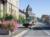 Histoire et patrimoine de Montmoreau Saint Cybard (Charente)