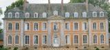 Le château de Carsix (Eure)