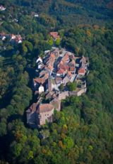 Histoire et patrimoine de La Petite Pierre (Bas-Rhin)