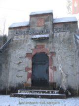 Les armoiries de Lautenbach-Zell (Haut-Rhin)