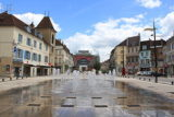 Histoire de Lons le Saunier (Jura)