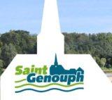 Histoire et patrimoine de Saint Genouph (Indre-et-Loire)