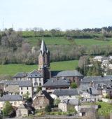 Histoire et patrimoine de Neuvéglise (Cantal)