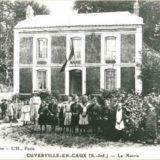 Histoire et patrimoine de Cuverville en Caux (Seine-Maritime)
