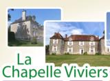 Histoire et patrimoine de La Chapelle Viviers (Vienne)