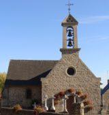 L'église Saint-Jean-Baptiste à La Selle en Luitré (Ille-et-Vilaine)