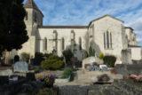 L'église de Saint-Brice (Gironde)