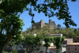 Le château des seigneurs de Durban (Aude)