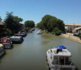 Histoire et patrimoine de Homps, Port Minervois (Aude)